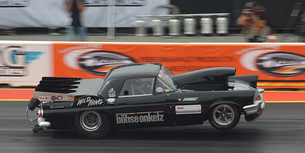 Drag Racing Hockenheim