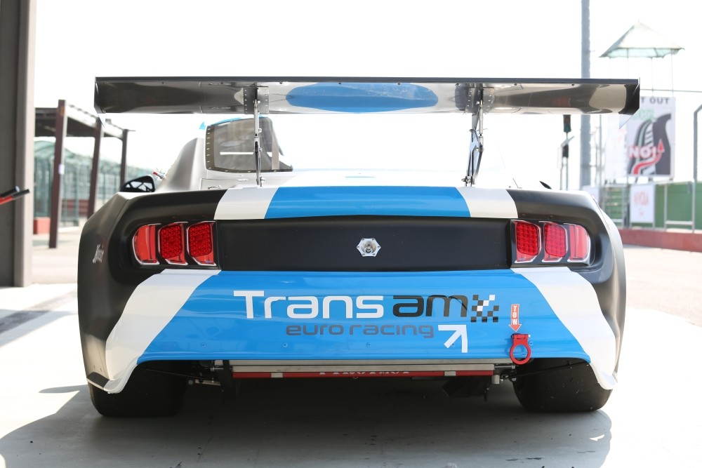 TransAmEuro - Car Back