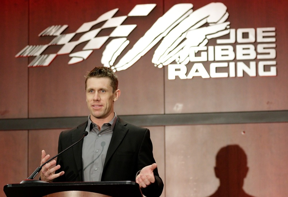 Carl Edwards Press Conference