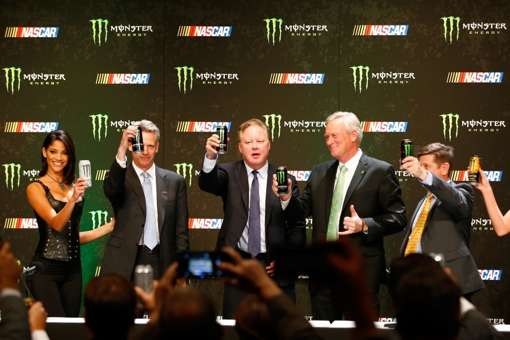 NASCAR 2017 - Monster Energy Nascar Cup Series