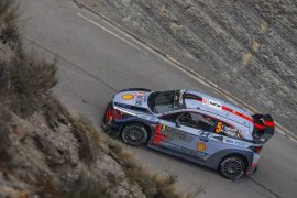 Thierry Neuville Hyundai i20 WRC coupe