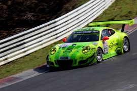 Manthey Racing Porsche 911 GT3 R