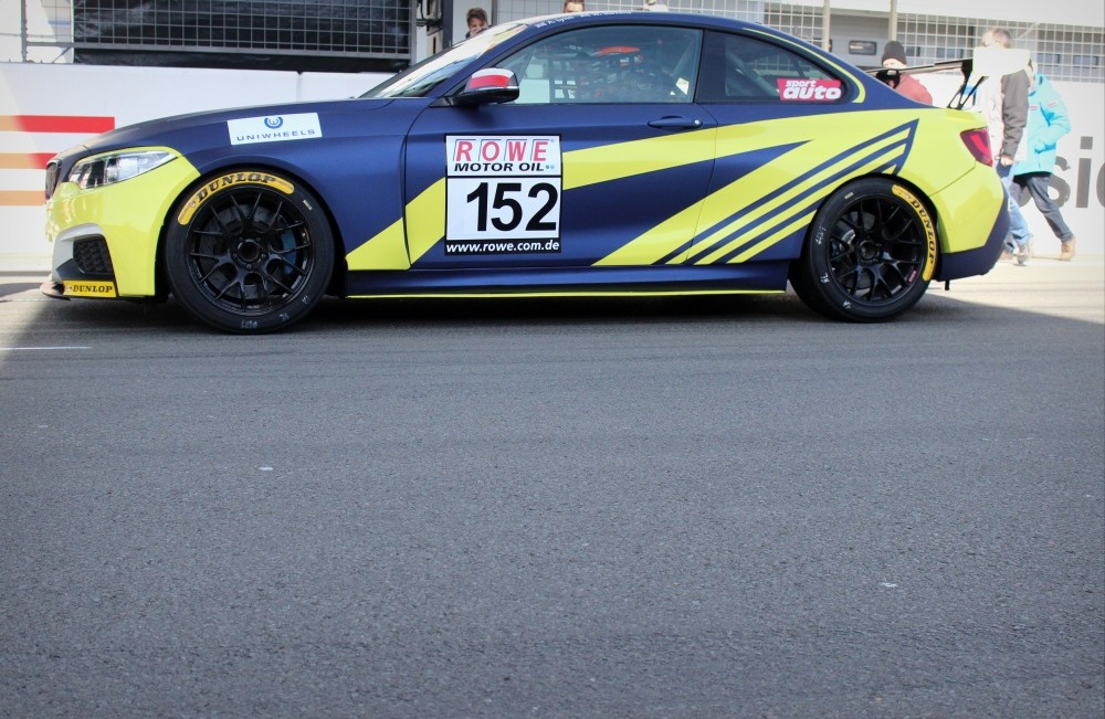 BMW 235i Racing Cup