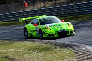 Manthey-Porsche VLN 2017