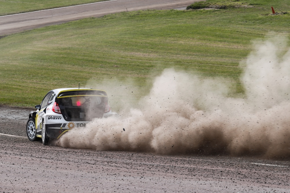 Lydden Hill Drift