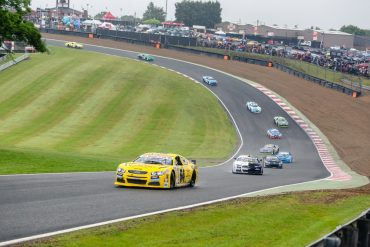 NASCAR Brands Hatch