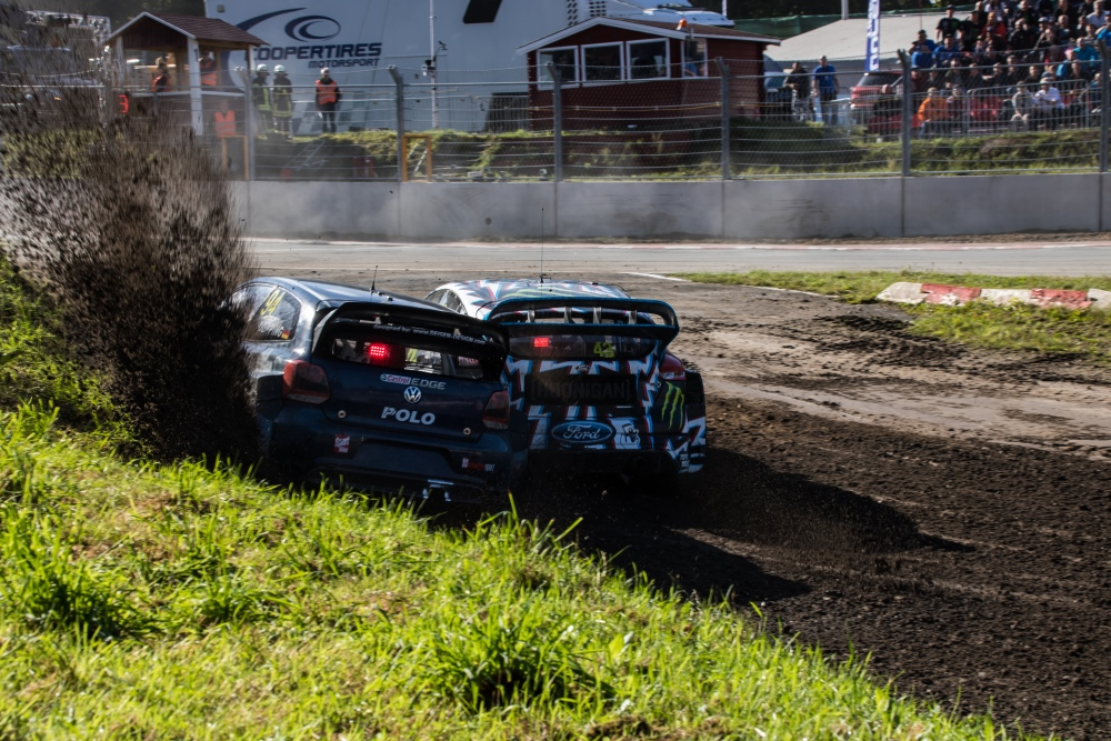 Dieter Depping vs Ken Block JokerLap Estering
