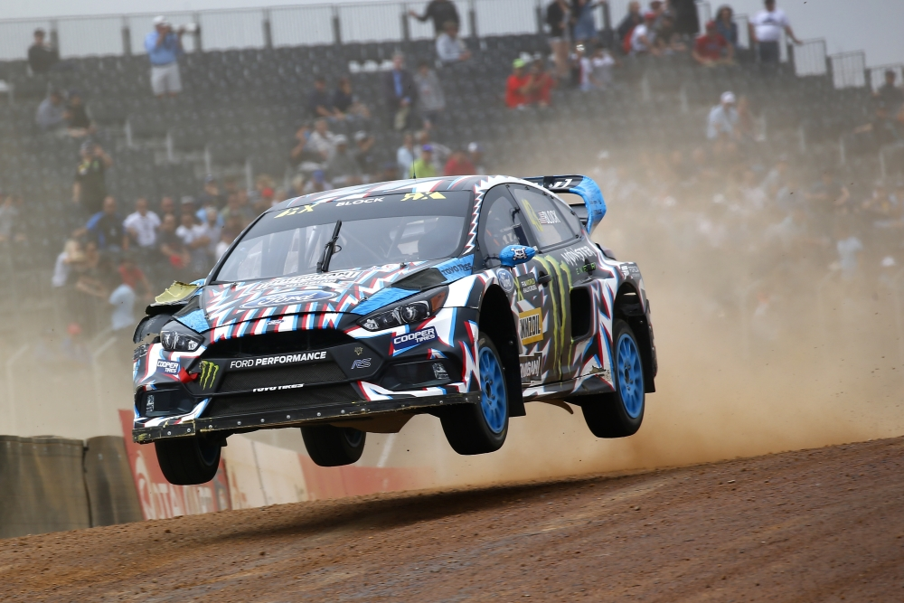 Ken Block Hoonigan Racing