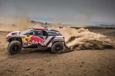Team Peugeot Total Dakar 2018