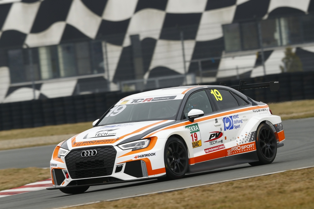 Audi TCR Germany