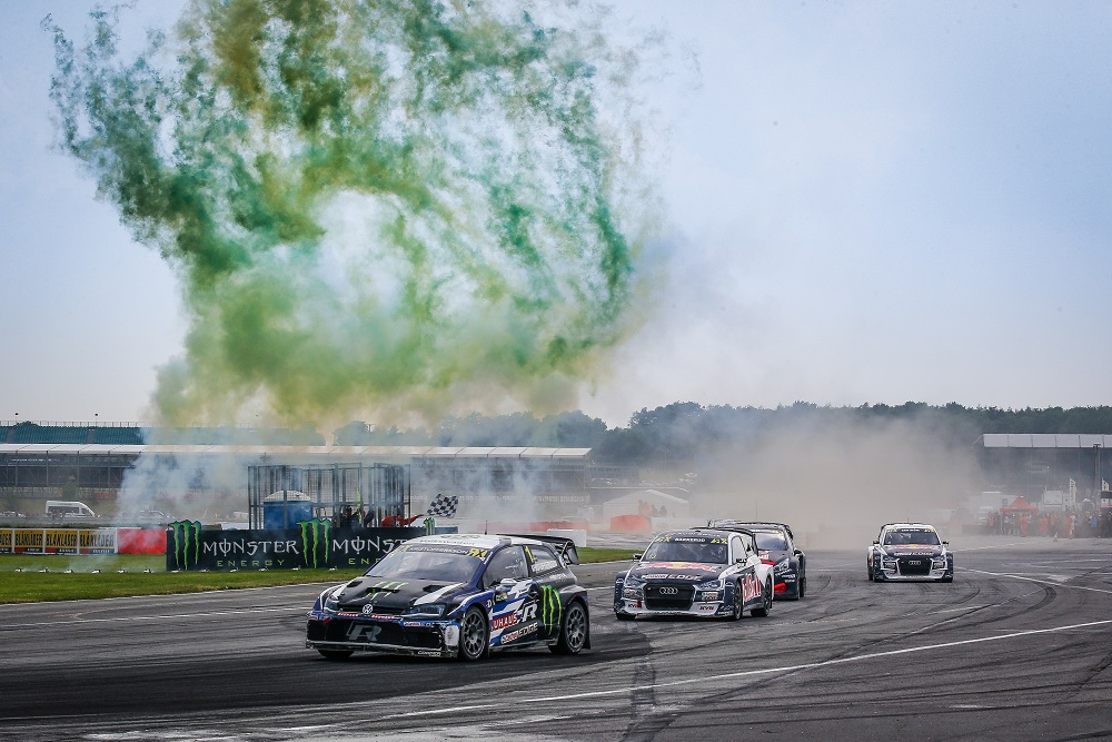 World RX Kristoffersson