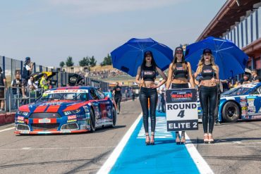 Grid Girls Euro NASCAR