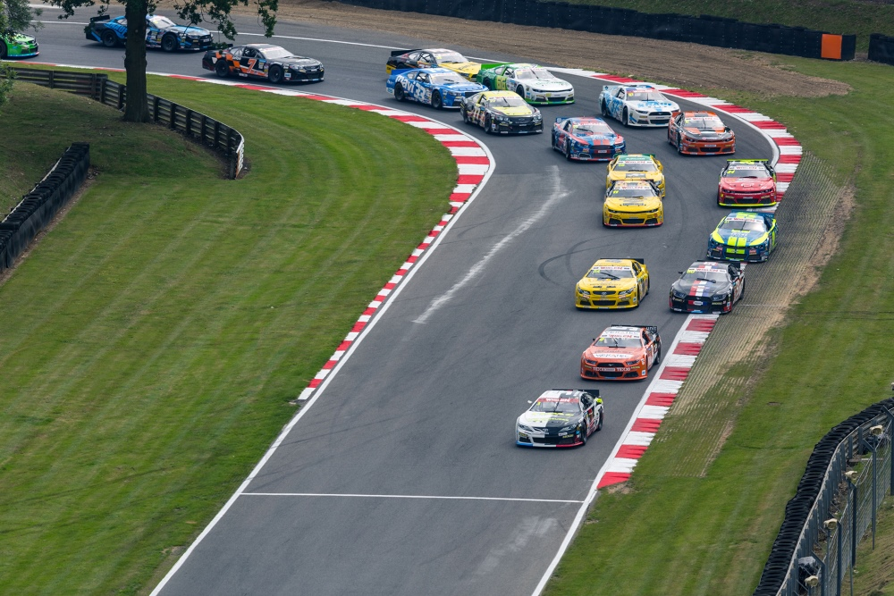 Nascar Euro Brands Hatch