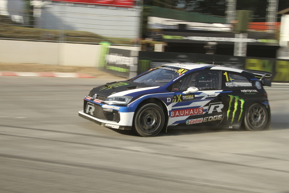 GermanyRX Johan Kristoffersson VW Polo Supercar