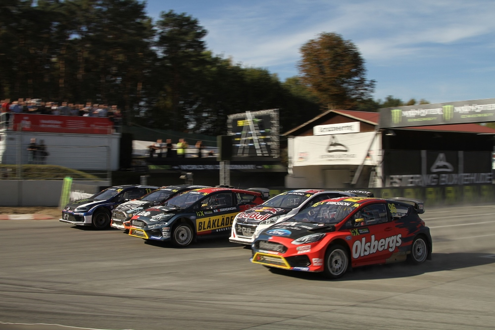 WorldRX Germany Rallycross-WM Deutschland 2018