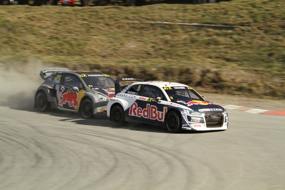 WorldRX of Germany