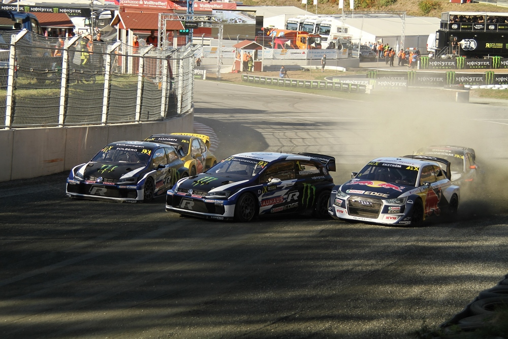 Estering 2018 WorldRX Germany RX