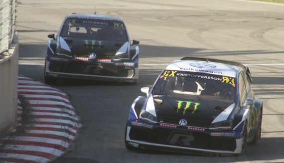 Estering WorldRX of Germany Johan Kristoffersson