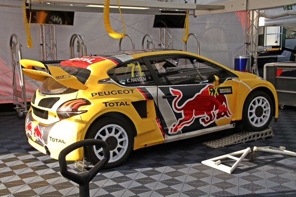 WorldRX Germany