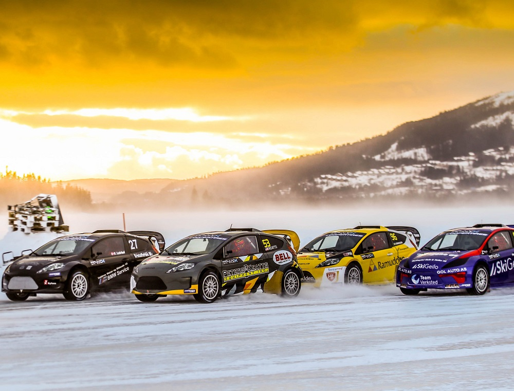 RallyX On Ice Supercar Lites