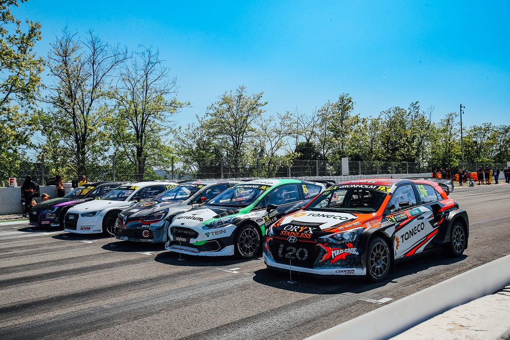 WorldRX Supercars