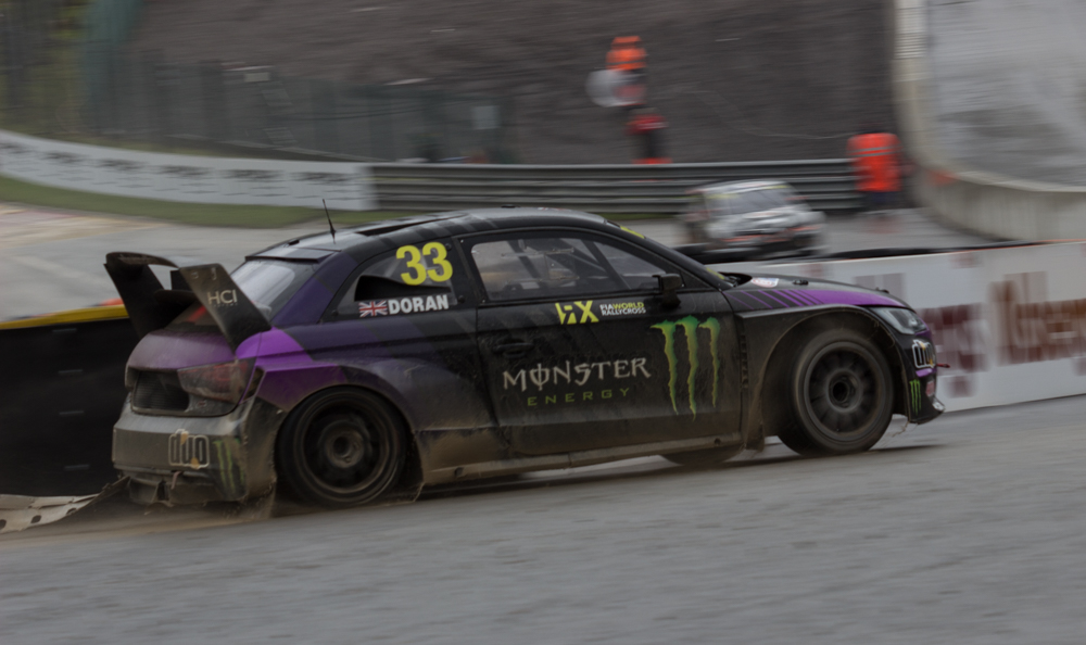 Preview Rallycross WM Silverstone