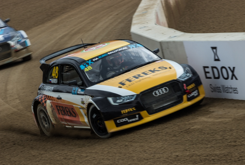 Audi A1 Volland Racing