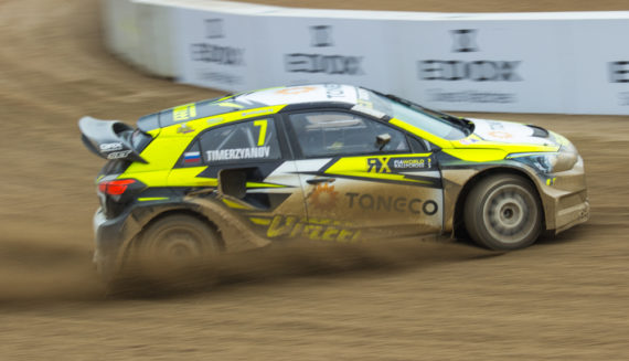 GRX Timerzyanov Spa WorldRX 2019