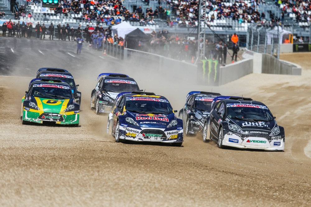 Rallycross RX2 International 2020