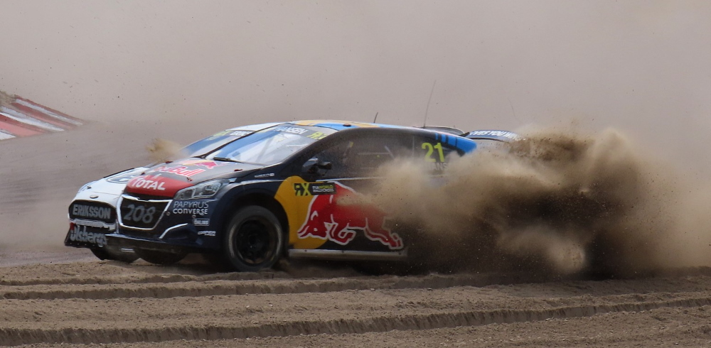 Rallycross Internationael Termine 2020