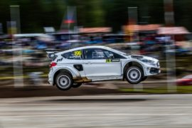 Rallycross WM Flying High