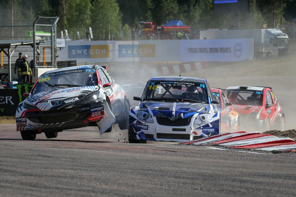 S1600 EuroRX Super 1600 Action Höljes