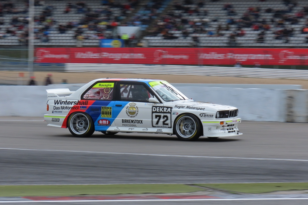 BMW Motorsport Oldtimer Grand Prix