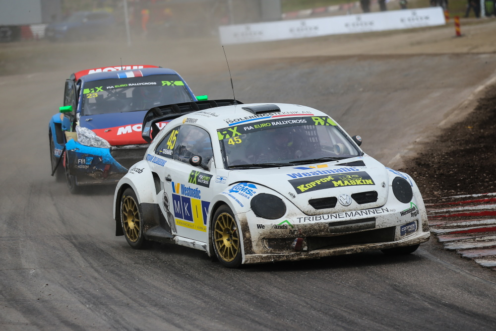 VW Beetle Supercar Rallycross Tidemand