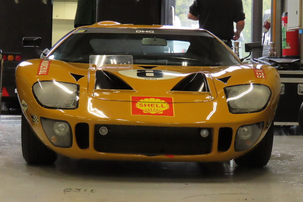 Ford GT40 Spa SixHours 2019