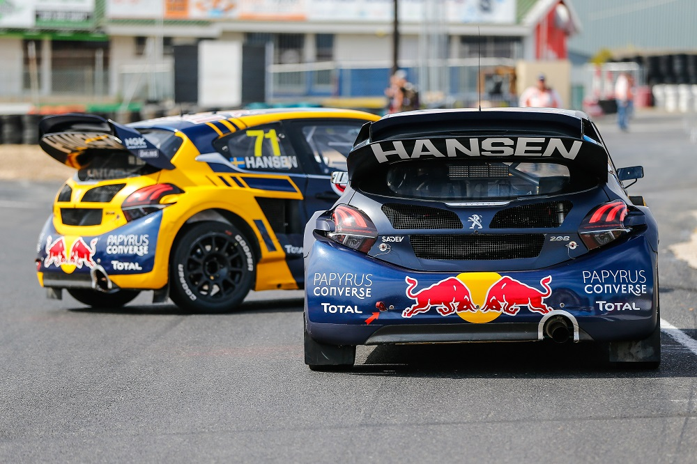 World RX Team Hansen MJP