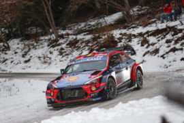 Thierry Neuville WRC 2020
