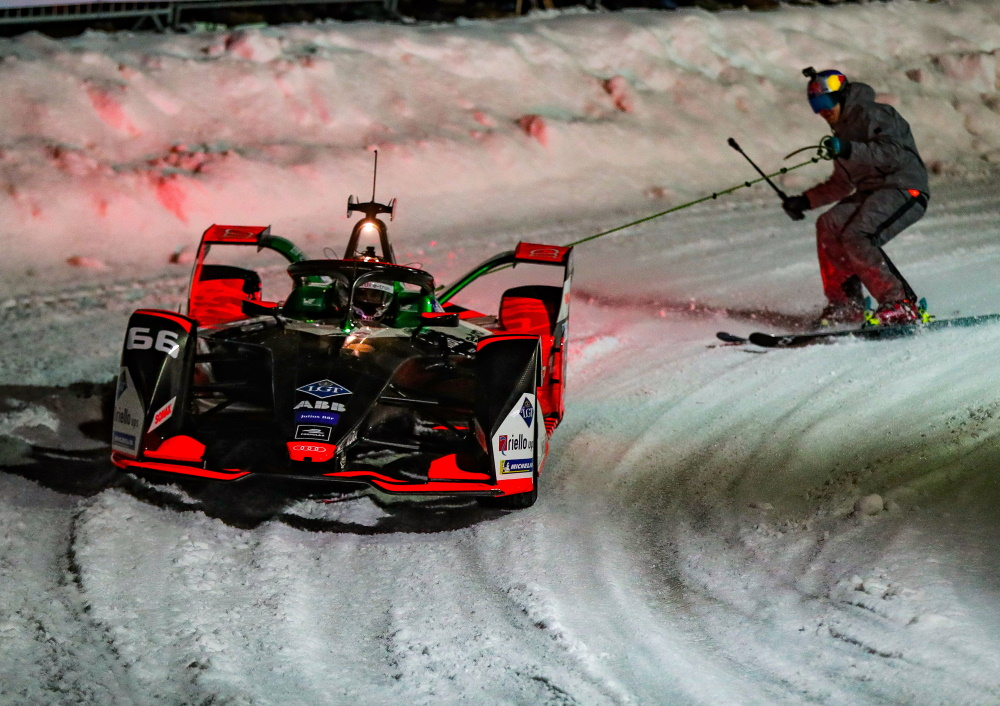 Ice Race Zell am See