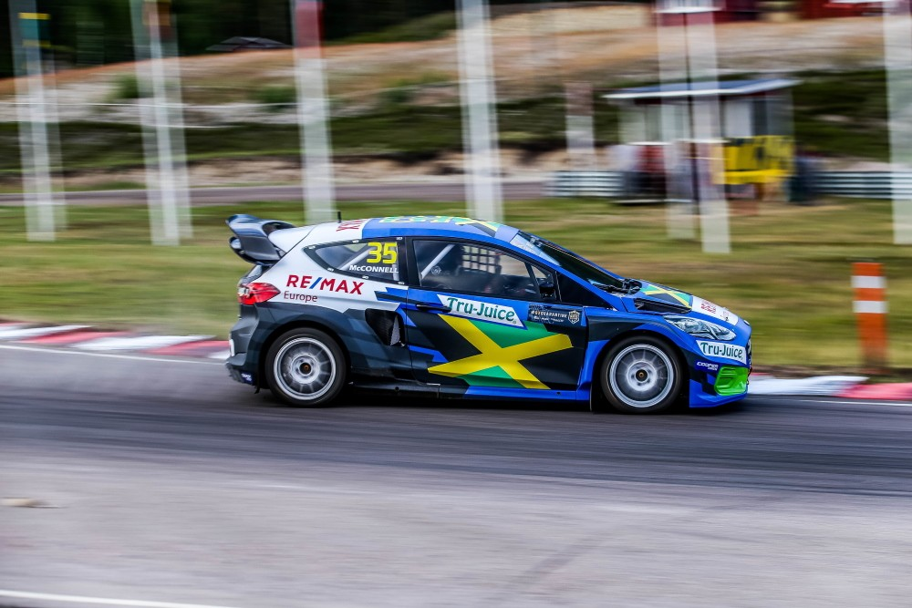 Olsbergs MSE Ford Fiesta Supercar