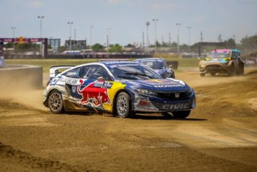 WorldRX 2020 Honda Civic Supercar