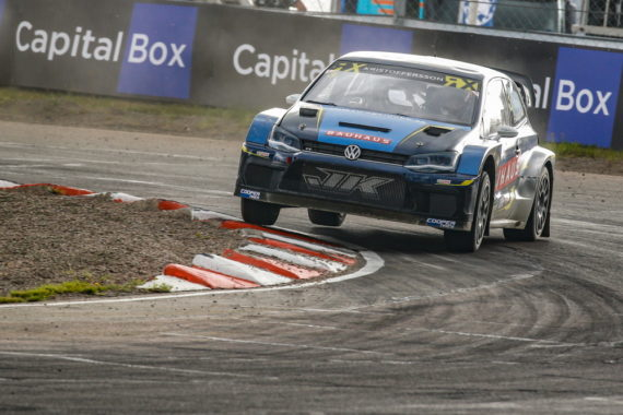 Johan Kristoffersson World RX Rallycross